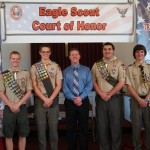 Eagle Scout Court of Honor (Sat, 6/29/2013)