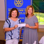 Flemington Rotary Donates $1800 to Animal Alliance